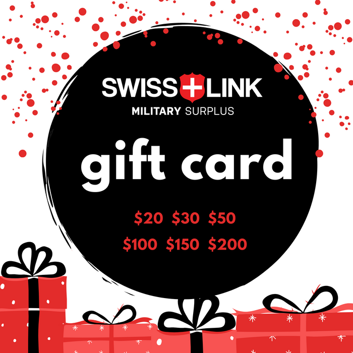 Swiss Link Gift Card