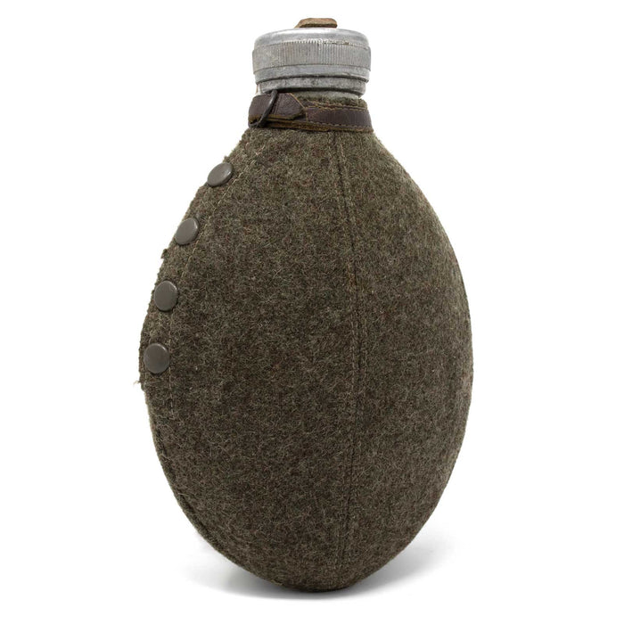 Swedish Army Issue Canteen Wool Cover Alternate