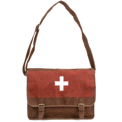 Swiss Army Blanket Shoulder Bag