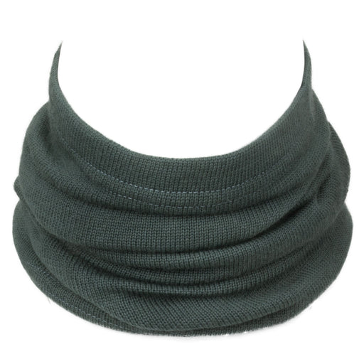 Swiss Army Wool Neck Warmer | Tube Scarf