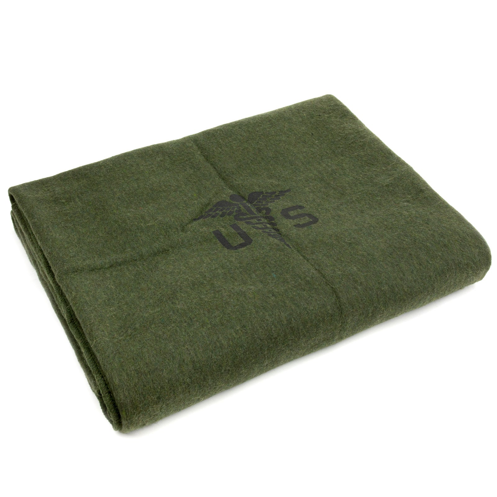 U S Army Medical Blanket Swiss Link Military Surplus
