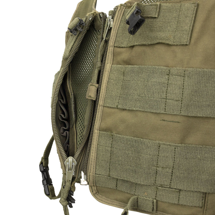Austrian Army Tactical Vest pocket