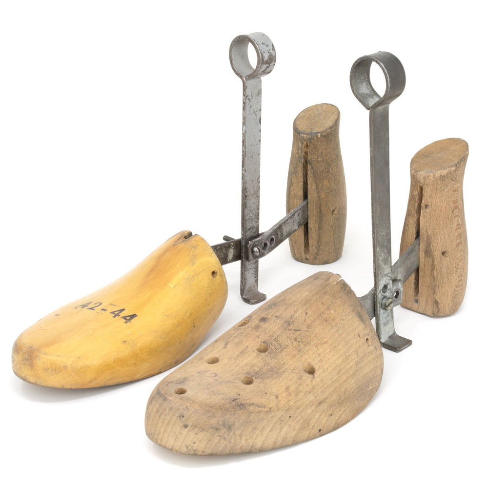 Austrian Army Wooden Shoe Trees