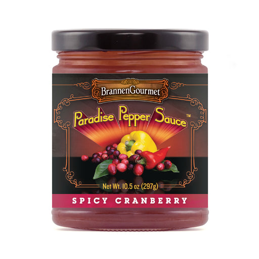 Spicy Cranberry Paradise Pepper Sauce