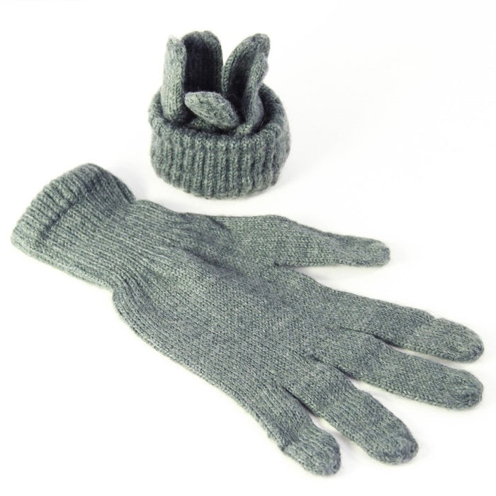 Swiss Wool Gloves