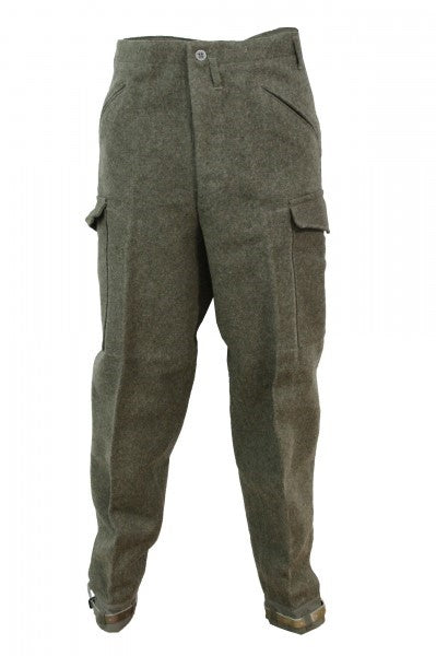 Swedish Army Wool Pants