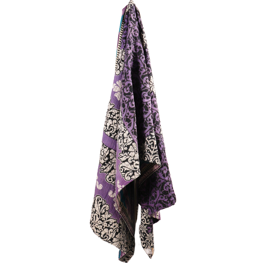 Standard Vintage Kantha Throw M7
