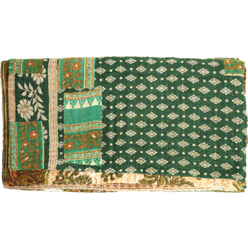 Standard Vintage Kantha Throw M12
