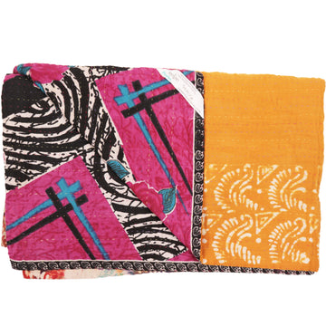 Standard Vintage Kantha Throw M3