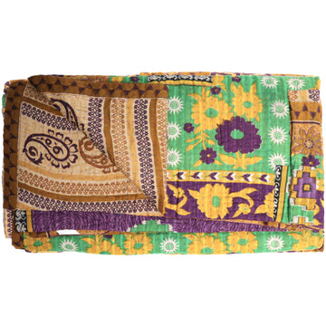 Standard Vintage Kantha Throw M16