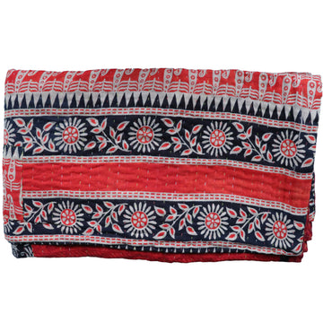Standard Vintage Kantha Throw M8