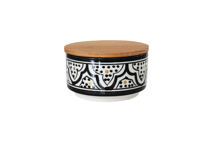 Not Just A Candle: Small Ceramic Zwak
