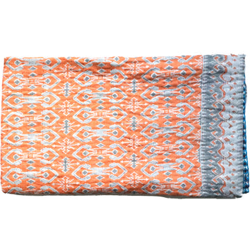 MINI Vintage Kantha Throw A2