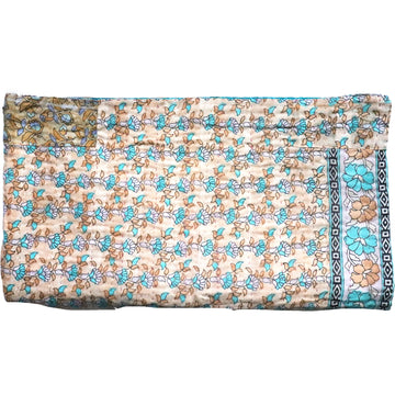 Mini Vintage Kantha Throw A3