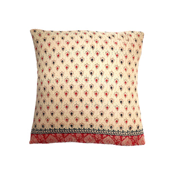 Kantha Pillow Cover