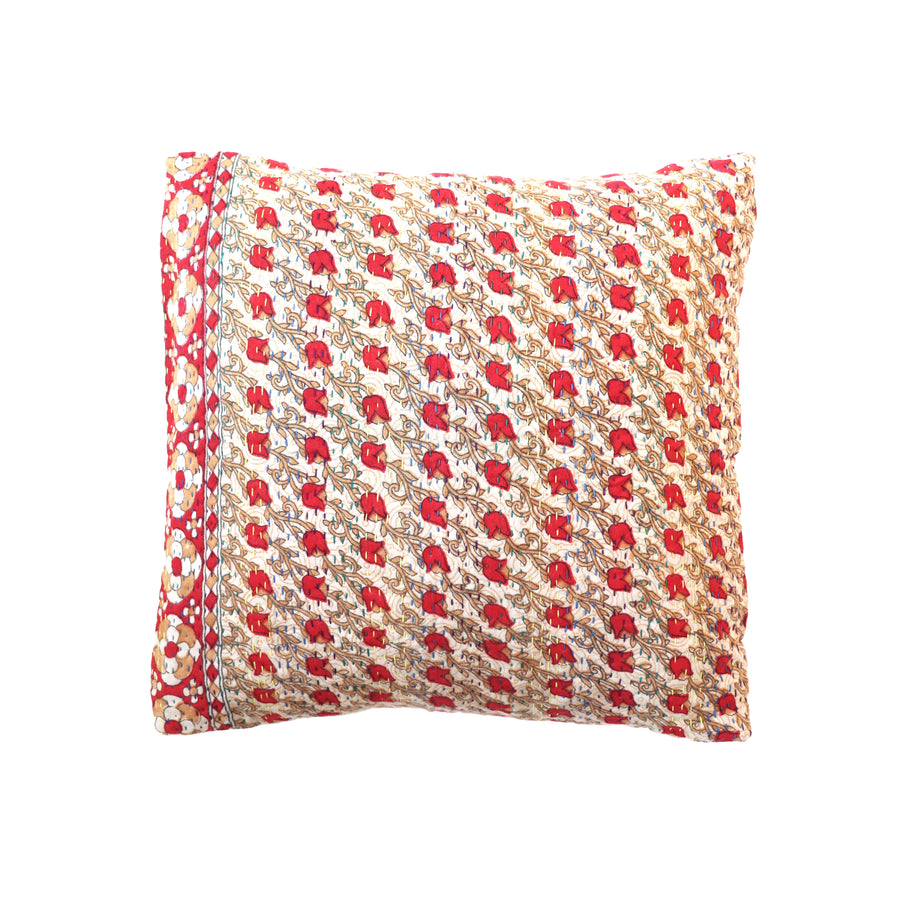 Kantha Pillow Cover Small