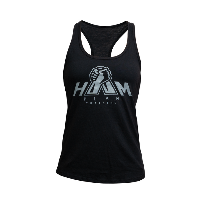 Black HAM Plan Women's Tank Top