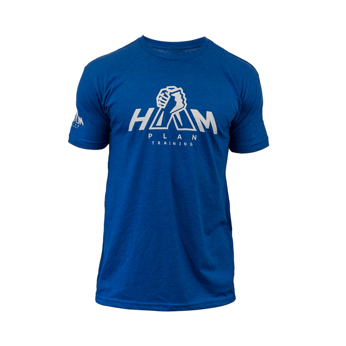 Blue HAM Plan T-Shirt