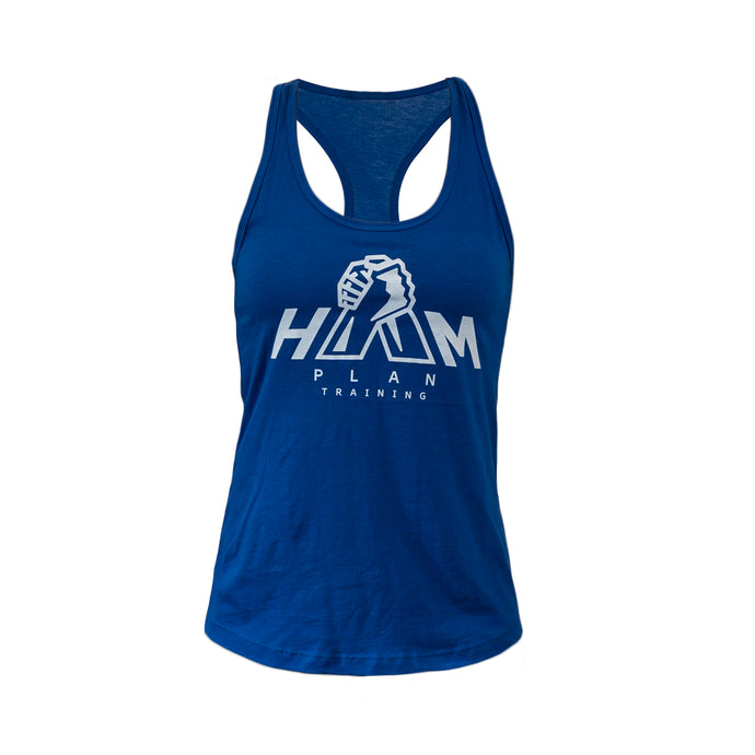 Blue HAM Plan Women's Tank Top