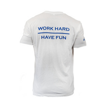 Load image into Gallery viewer, White HAM Plan T-Shirt