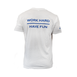 White HAM Plan T-Shirt