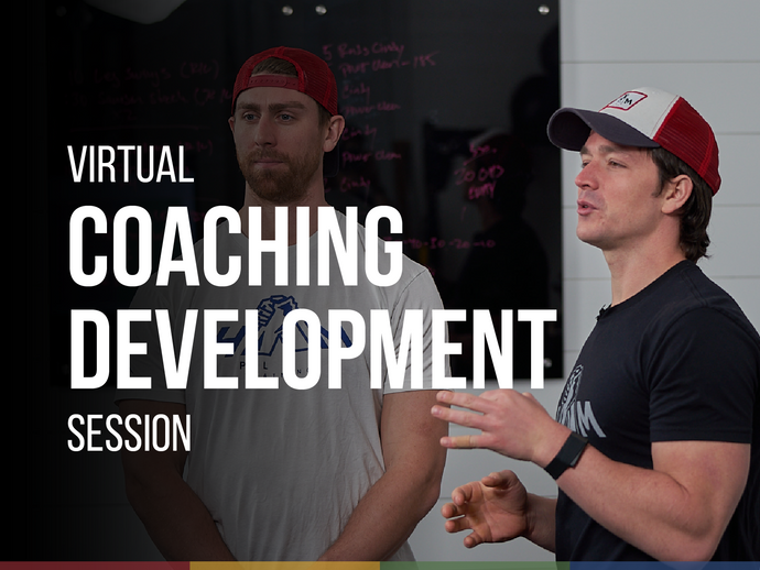 Coaching Development Session