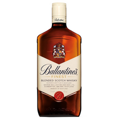 Ballantines Finest (1L) With Two Speakers