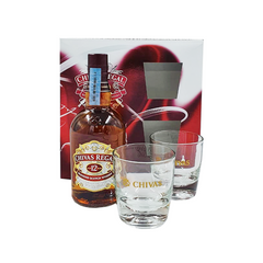 Chivas Regal 12Yrs (75cl) With 2 Glasses