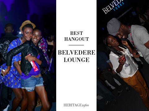 20. Best Hangout -  In true Nigerian spirit, a party aint a party till there's all-white leather sofas, a top-shelf open bar, Afrobeat, and a beautiful crowd simply looking for good times! (Photography: The 4 Aces Date)