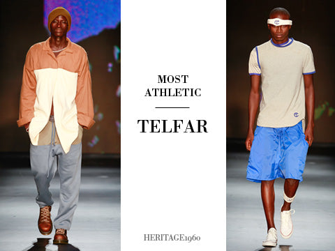 5. Most Athletic - Unexpected design details made garments appropre, both on the court and off. (Photography: Simon Armstrong)