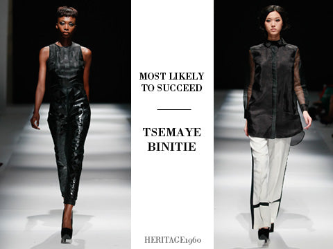 8. Most Likely To Succeed - From Lagos to London and Paris to NYC, Tsemaye Binitie leaves his mark in every city he steps foot into. (Photography: Simon Armstrong)