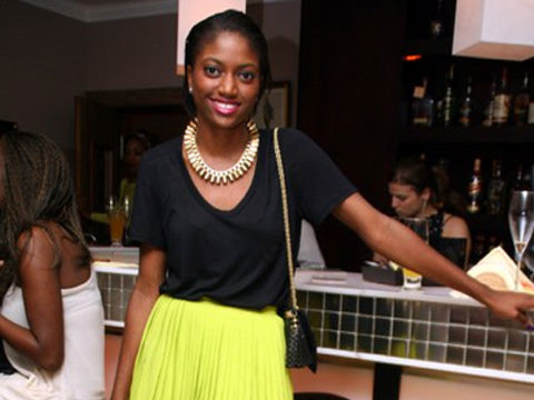 Guest Curator, Zara Okpara - Head of PR for Jewel By Lisa