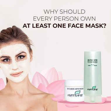Why Should Every Person Own at Least One Face Mask?