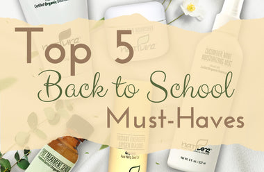 Back-to-School 5 Must-Haves!