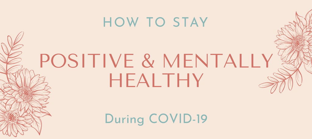 How Estheticians Can Stay Positive and Mentally Healthy During COVID-19