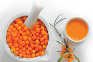 Orange You Beautiful: Hippophae Berries For Holistic Healing