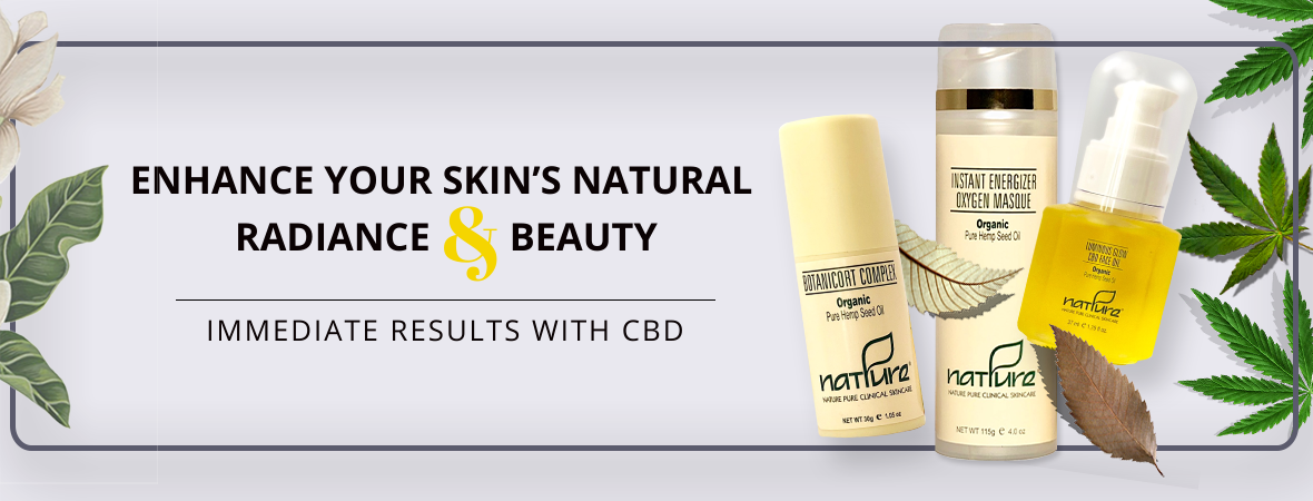 Cannabis CBD in Skin Care