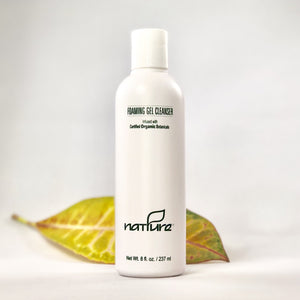 Foaming Gel Cleanser with Vitamin C Nature Pure