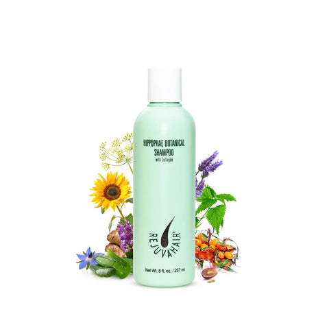Hippophae Botanical Shampoo with Collagen