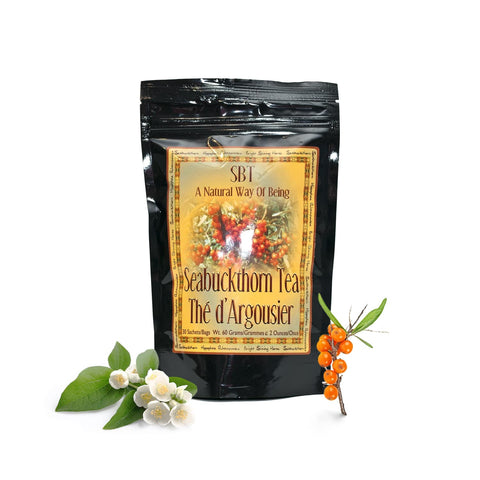 Hippophae (Sea Buckthorn) Tea / 30 Bags