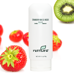 Strawberry-Kiwi Gel Masque