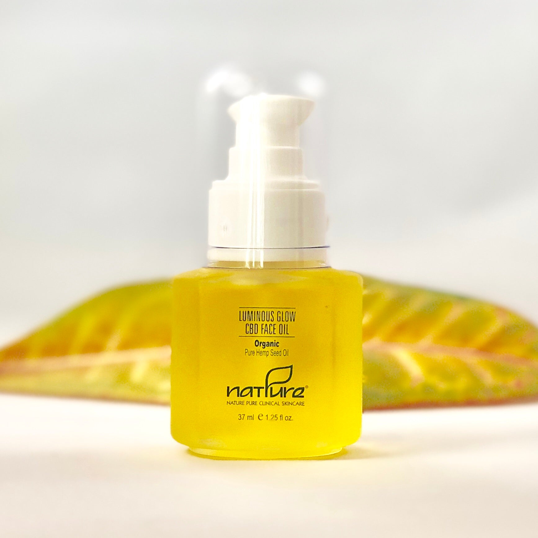 Luminous Glow CBD Face Oil