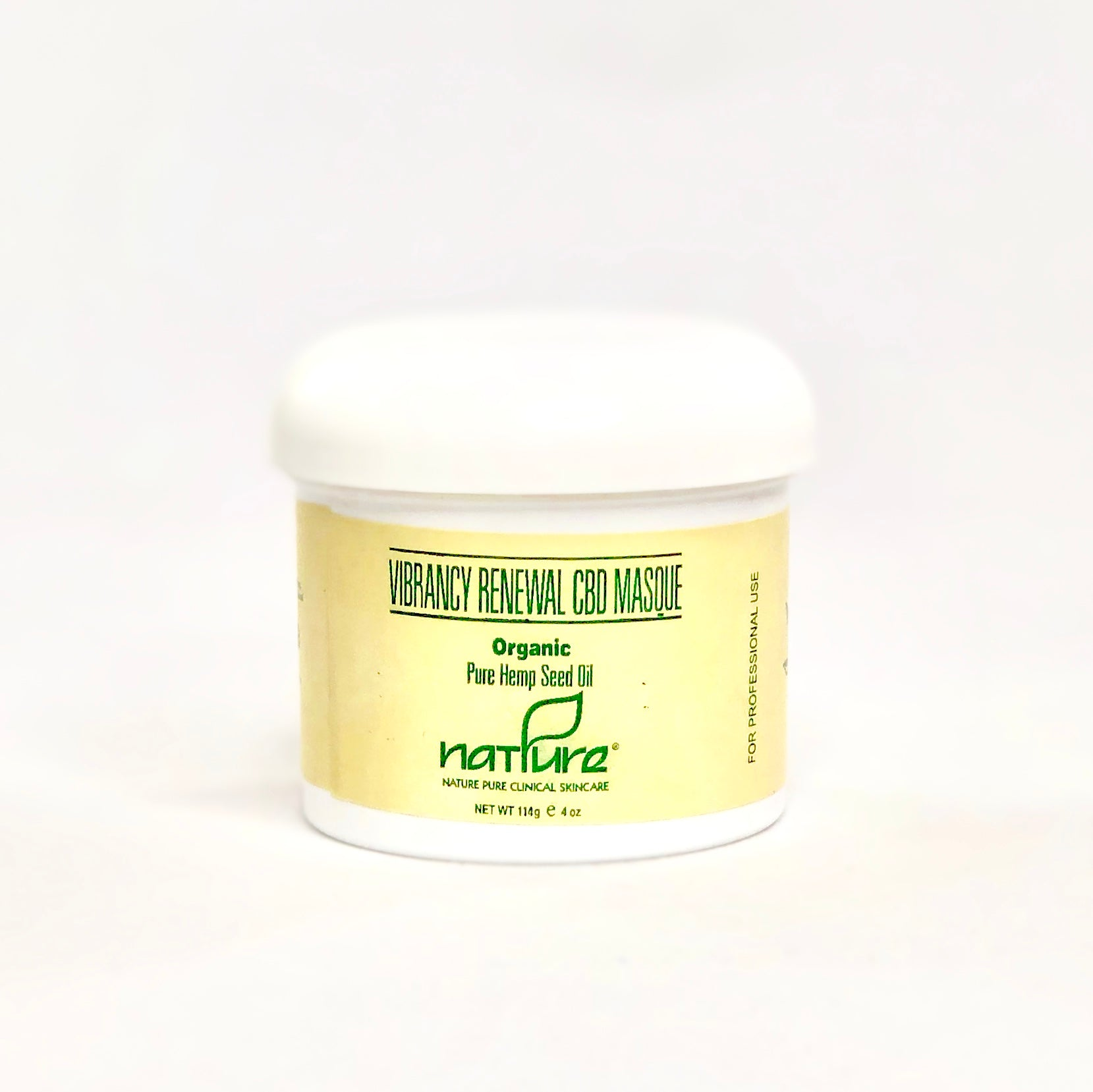 Professional Vibrancy Renewal CBD Masque