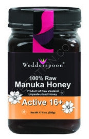 100% Raw Manuka Honey Active 16+
