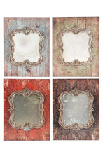 Savannah Distressed Mirror