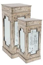 Madison Tall Pedestals