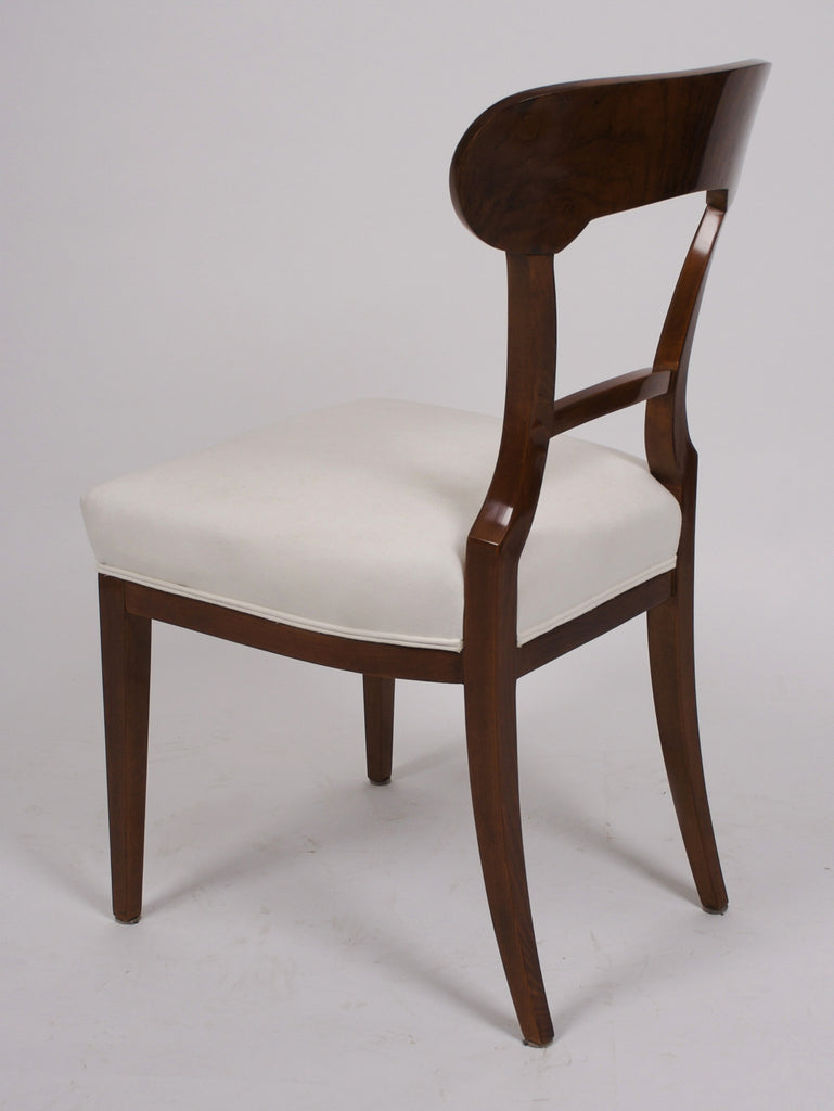<b>PAIR OF AUSTRIAN BIEDERMEIER CHAIRS</b><br>CIRCA 1840s</br>