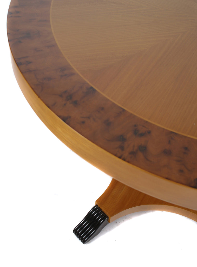 "<B>DANISH ""HI/LOW"" TABLE</B><BR> CIRCA 1940s</BR>"