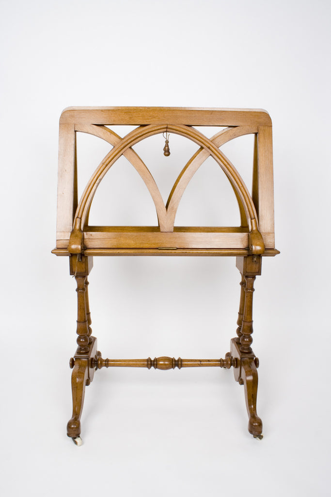 <b>ENGLISH ART FOLIO STAND</B><br> CIRCA 1890s</br>