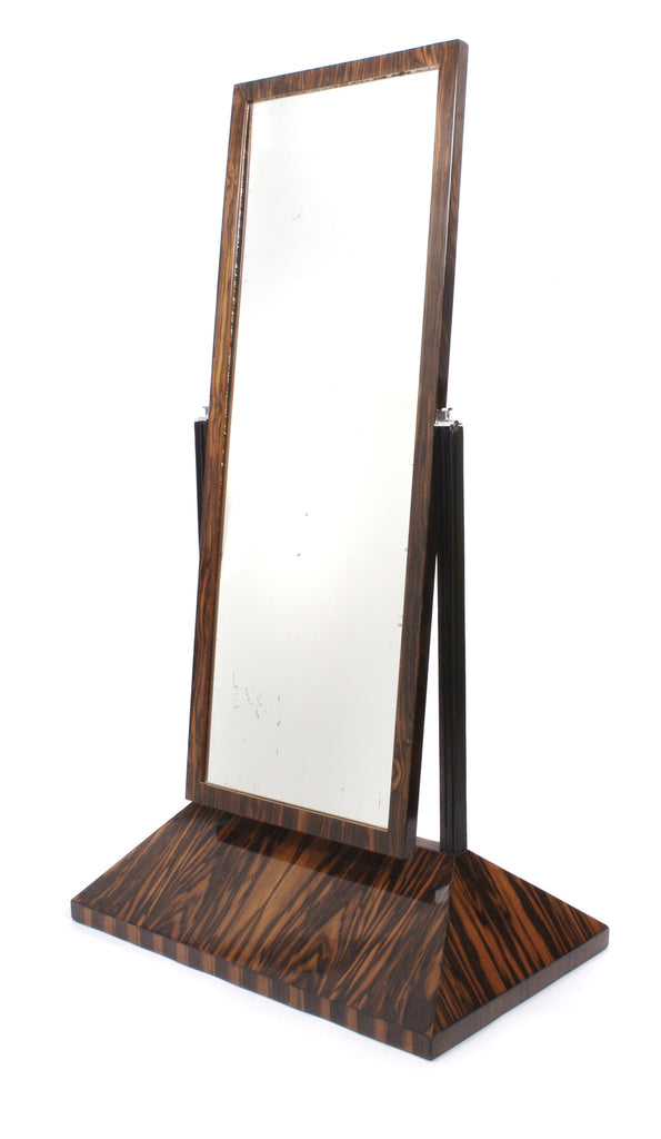 <b>FRENCH ROSEWOOD DRESSING MIRROR</b><br>CIRCA 1930</br>